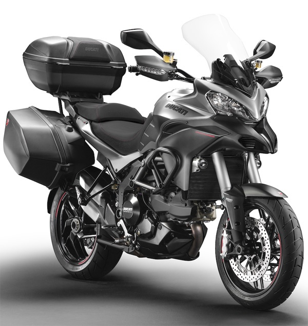 Ducati Multistrada1200S Granturism