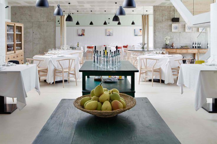 El hotel bodega spa Finca de los Arandinos tiene en el Restaurante Tierra la mejor representación de su gastronomía