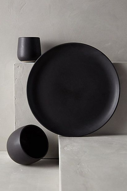 Lost & Found Matte Dinner Plate - anthropologie.com