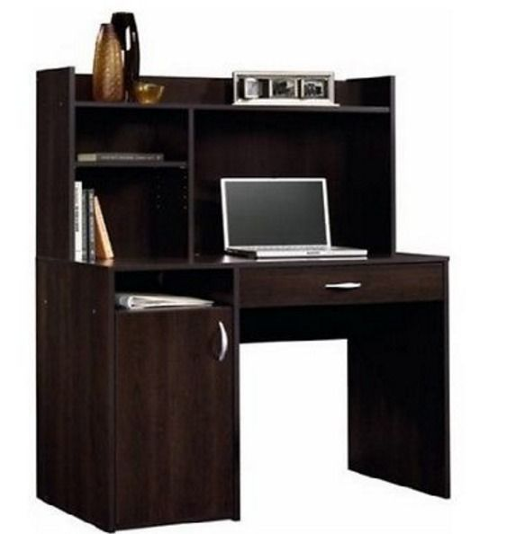 Home Office Desk With Hutch Small Computer Desks Sauder Beginnings Storage