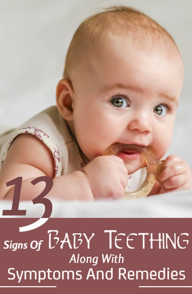 13 Signs Of Baby Teething Along With Symptoms And Remedies
