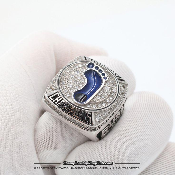 2017 North Carolina Tar Heels Basketball National Championship Ring - ChampionshipRingClub.com