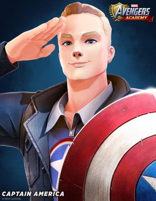Marvel's Avengers Academy Game Announced!