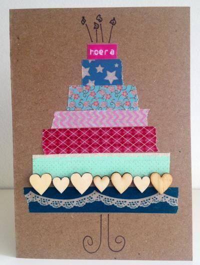 Bekijk de foto van www.liefsvanemma.nl met als titel Leuke verjaardagskaart, bij liefsvanemma en andere inspirerende plaatjes op Welke.nl.