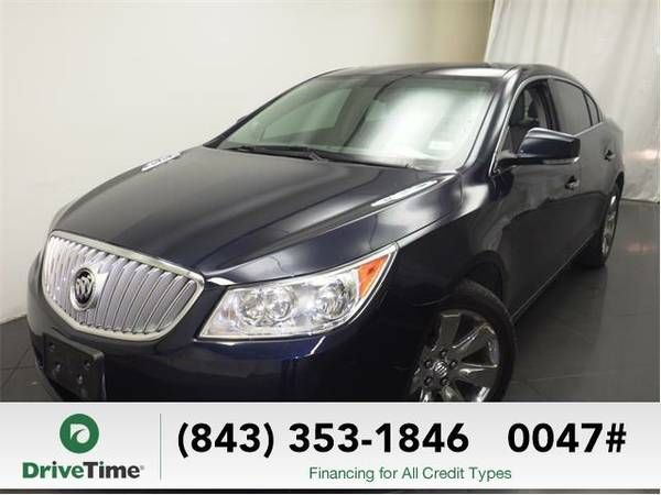 2012 Buick LaCrosse sedan Premium 2 (Dont Miss! Get down payment in 2 mins!)