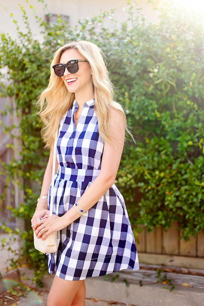 gingham chicwish dress