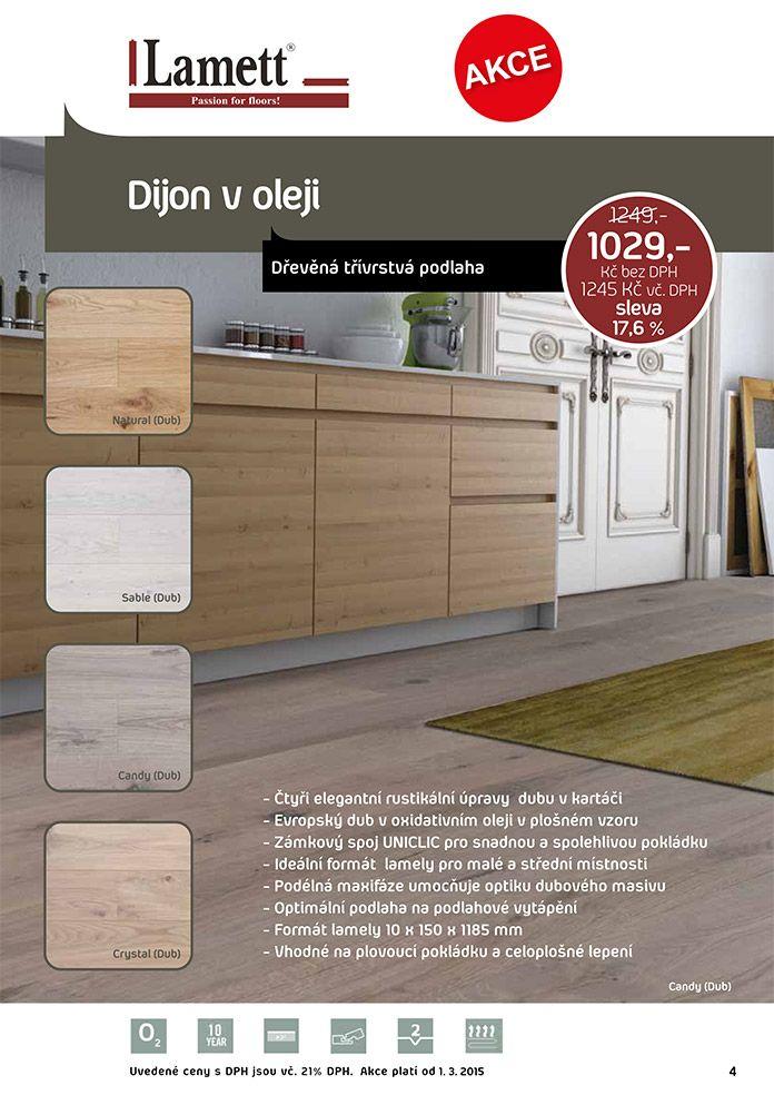 AKCE - dřevěné podlahy LAMETT DIJON č barevné odstíny https://podlahove-studio.com/175-dijon