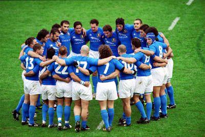 cerchio #italia #rugby FORZA ITALIA