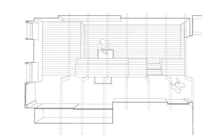Carles Enrich | Arquitectura + Urbanisme. Drawings. Pol.