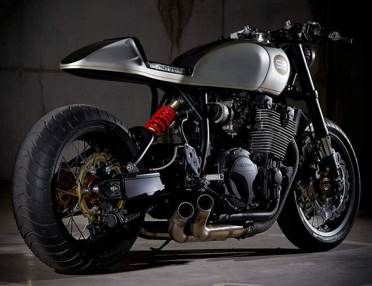 yamaha+xjr1200+cafe+racer+by+rocks+bikes | cafe racer | pinterest