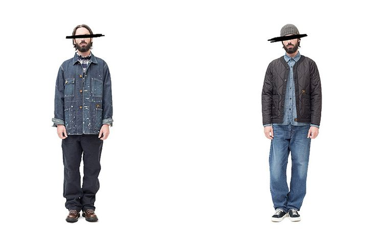 "WTAPS 2015 Fall/Winter ""EX.31"" Lookbook"