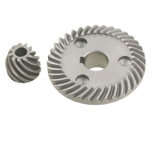 2 Pcs Replacement Spiral Bevel Gear for Makita 9533 Angle Grinder Model >>> Details can be found by clicking on the image.