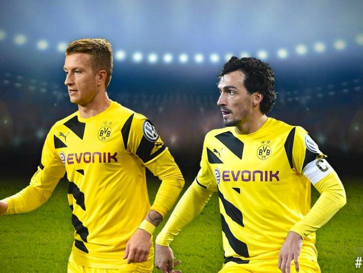 Reus and Gündoğan