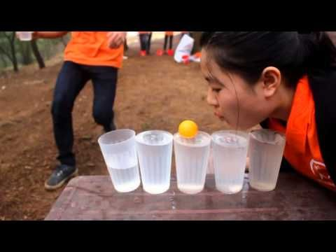 It's great to connect people together with outdoor team building games. Have fun…