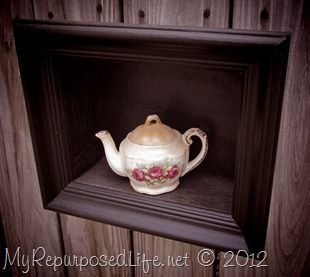 Cool website with LOTS of repurposed furniture ideas!!