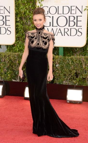 Golden Globes 2013 Giuliana Rancic