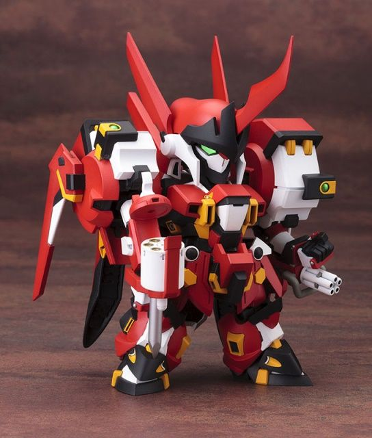 D-Style  Alteisen Riese from Super Robot Wars Original Generation