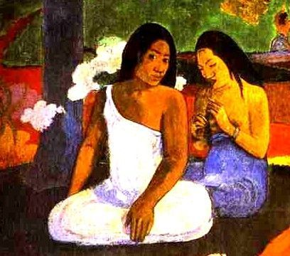Gauguin and his obsession with Tehemana