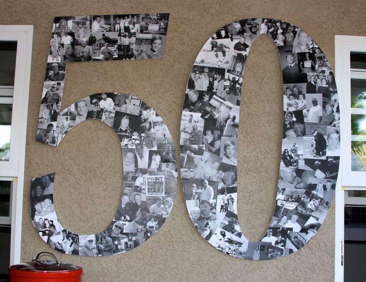 17 mejores ideas sobre cumplea os n mero 60 en pinterest - Ideas para celebrar 50 cumpleanos ...