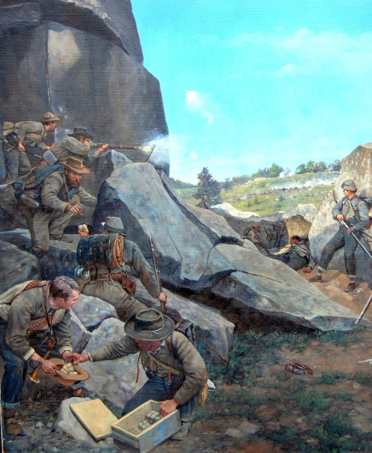 a history of the battle of gettysburg n the american civil war Find out more about the history of battle of gettysburg, including videos,  interesting  1863, is considered the most important engagement of the  american civil war  in may 1863, robert e lee's confederate army of  northern virginia had.