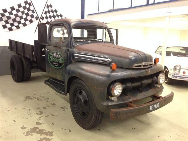 Ford - F5 - 1951 te koop - oldtimers te koop