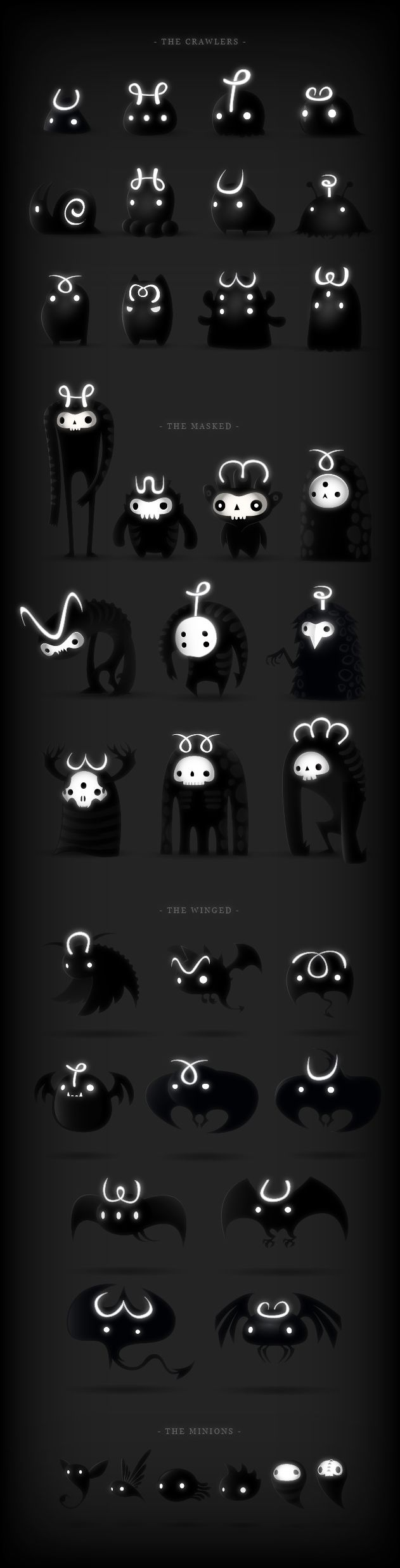 Darklings / Mobile game