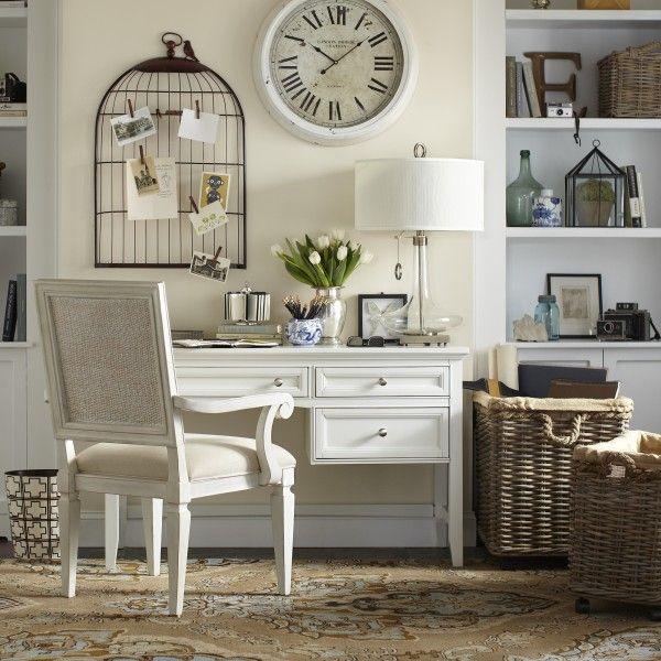 Superb 17 Best Ideas About Home Office Decor On Pinterest Desk Largest Home Design Picture Inspirations Pitcheantrous