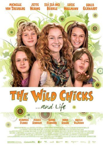 The Wild Chicks and Life Movie Poster (11 x 17 Inches - 28cm x 44cm) (2009) Style A -(Michelle von Treuberg)(Lucie Hollmann)(Sonja Gerhardt)(Jette Hering)(Zsa Zsa Inci Bürkle)(Jeremy Mockridge) The Wild Chicks and Life Poster Mini Promo (11 x 17 Inches - 28cm x 44cm) Style A. The Amazon image is how the poster will look