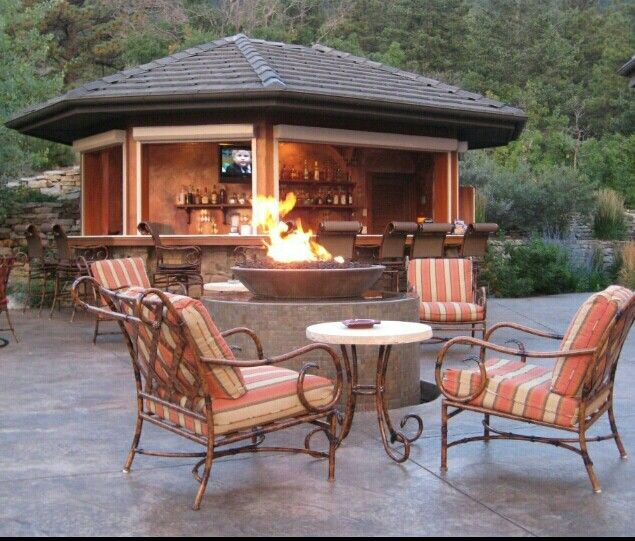 178 Best Creative Outdoor Living Spaces Images On