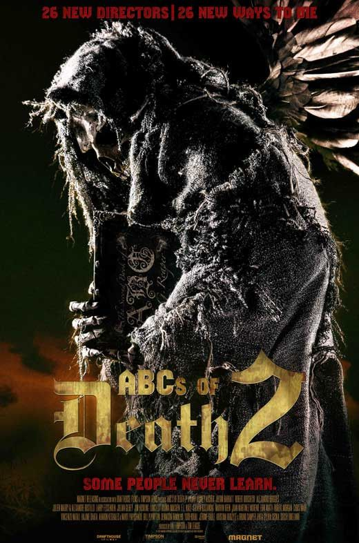 ABC's of Death 2 11x17 Movie Poster (2014)