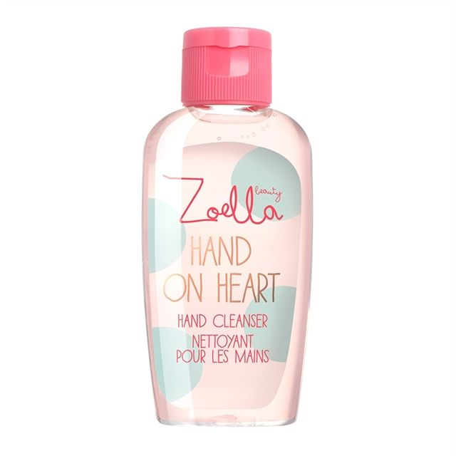 Zoella Beauty Hand On Heart 50ml Feelunique Handscare Zoella