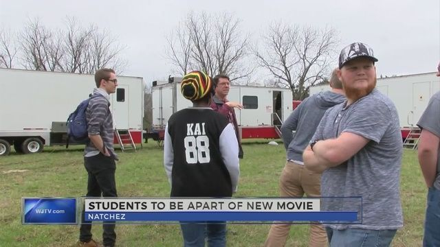 Hinds Community College students get firsthand experience in the film industry #college
