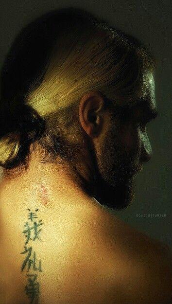 Seth Rollins l The Shield l Tattoos l WWE