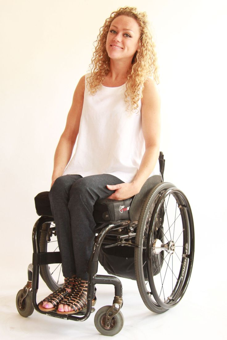 Women In Saree: Wheelchair Jeggings - Comfy And Stylish!