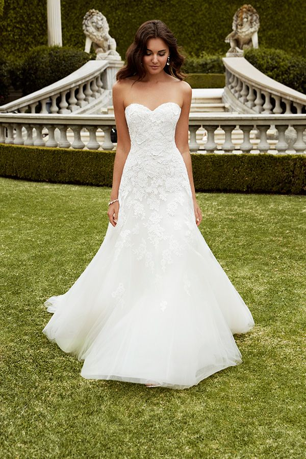 """The Enzoani 2016 collection is bringing some fabulous and dramatic """"wow' factor to this year's wedding season with their gowns."""
