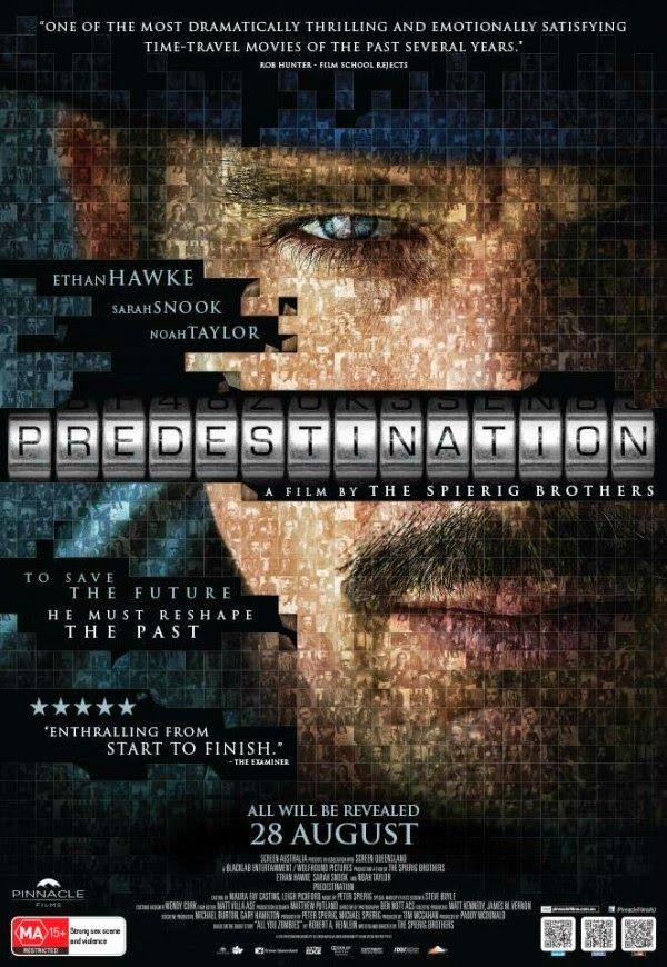 Predestination (2014) | Online Español Latino
