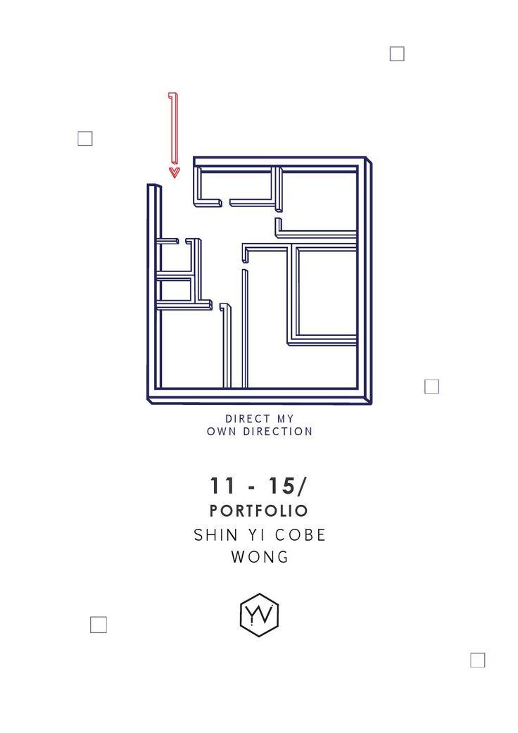 Graphic Design Portfolio // Shin Yi Wong 2015
