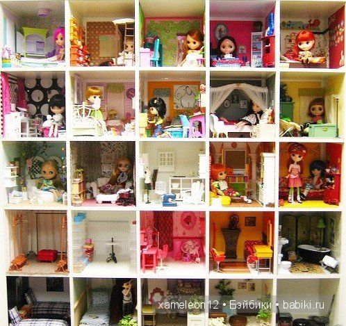 Креативное хранение кукол. Есть идеи? / Болталка / Бэйбики. Куклы фото. Одежда для кукол