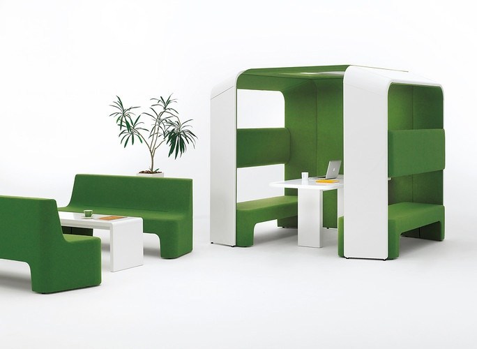 #wdet Loves This New Cool Office Furniture. The Color Is Spot On!