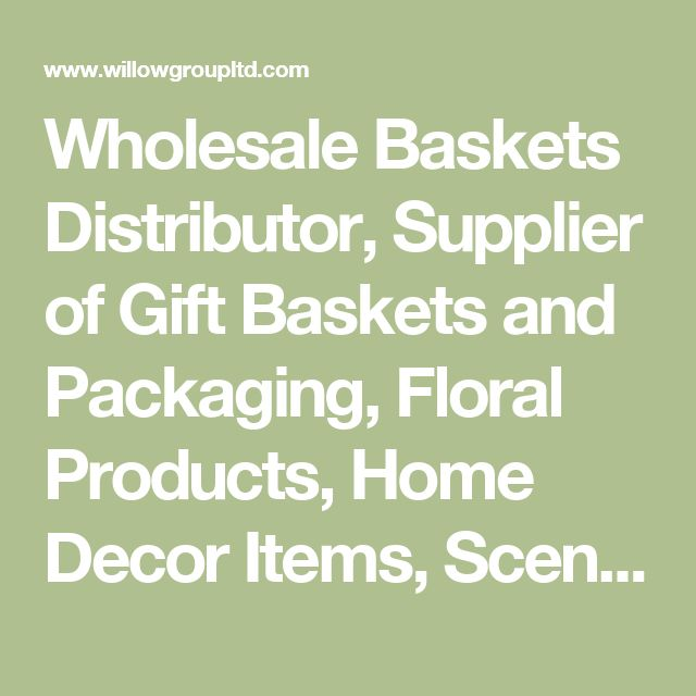 Wholesale Suppliers Home Decor