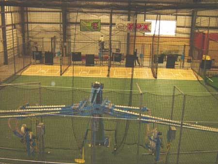 Softball Batting Cages On Long Island
