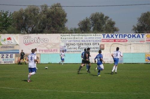 Ρούβας-Επισκοπή 1-1: Σούπερ ντέρμπι!(photos)