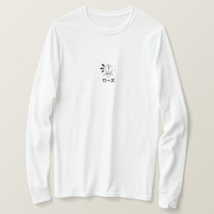 Bloom Tik.Tok T-shirt Long Sleeve Shirt  $32.70  by tikdottok  - cyo customize personalize unique diy idea