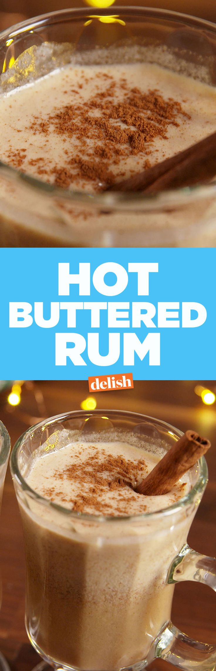 There's A Trick To Making Unbelievably Addictive Hot Buttered Rum