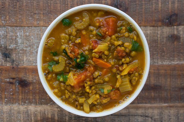 Getting Out Of A Funk + Healing Mung Bean Soup | Jessica Murnane