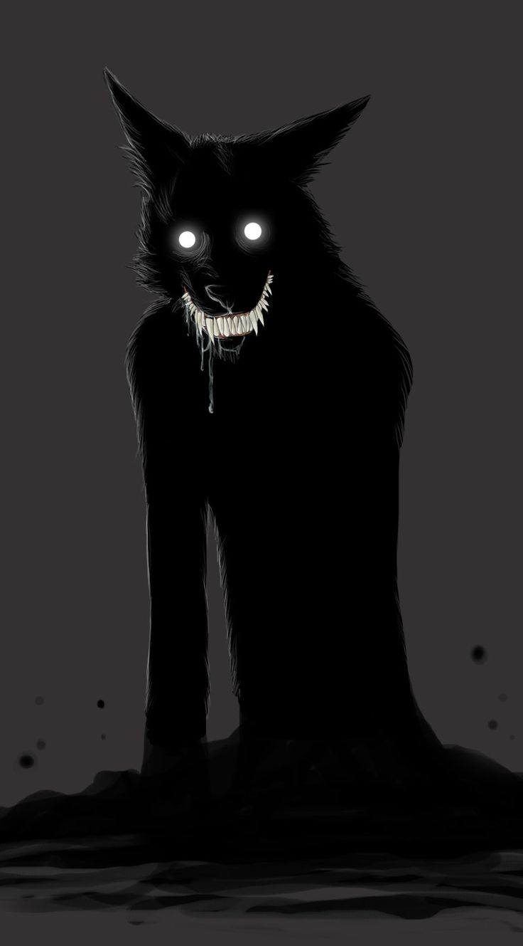 Black Dog by AshuraTheShinigami on photobucket