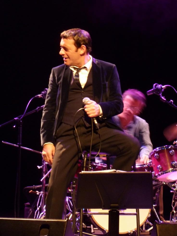 Zenet en Mercat de Música Viva de Vic 15/09/2012.