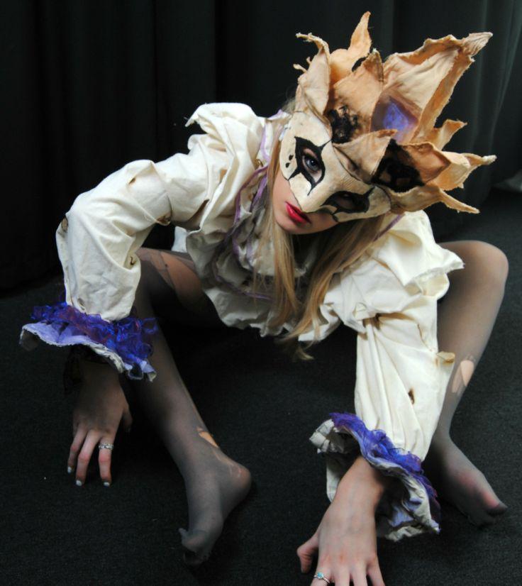 Sophie Whiteside - costume development