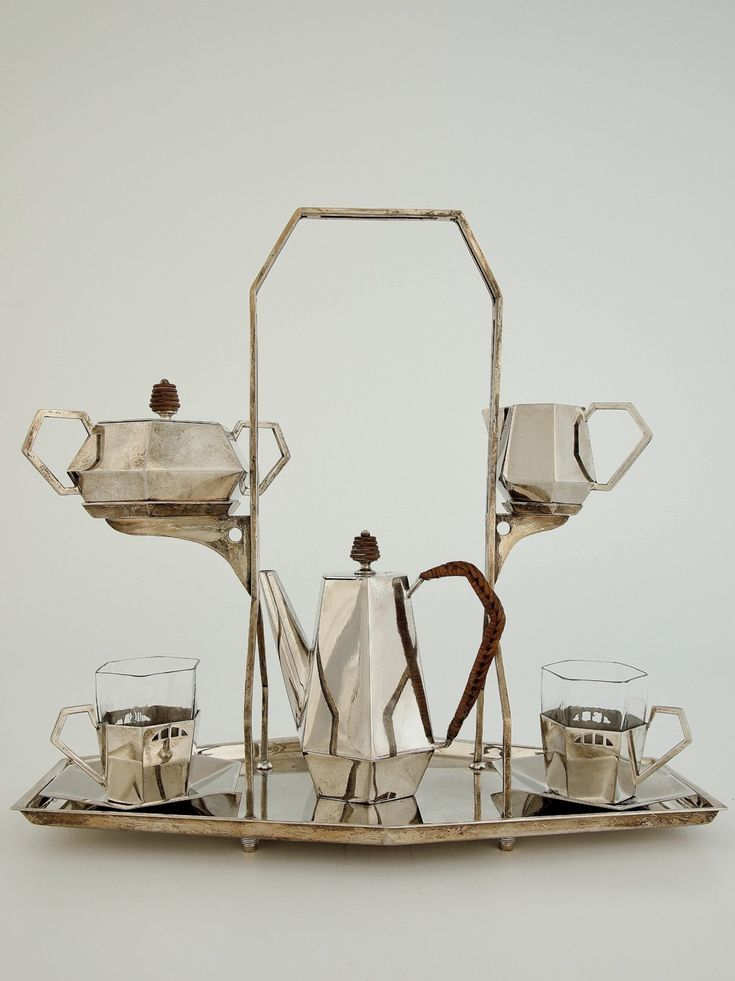 Argentor Tea and Coffee Set