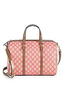 04273cb9ac0a Gucci - Gucci Nice GG Supreme Canvas Boston Bag
